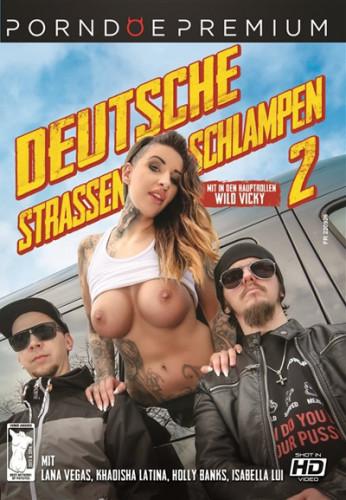 Deutsche Strassen Schlampen vol 2 (2017)