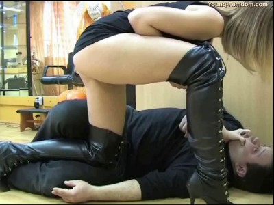 Young-femdom - Why you dont pay your bills?