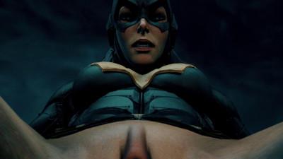 Description Batgirl and Robin - HD 720p