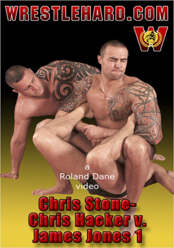 WrestleHard — Chris Hacker & Chris Stone v James Jones Part 1