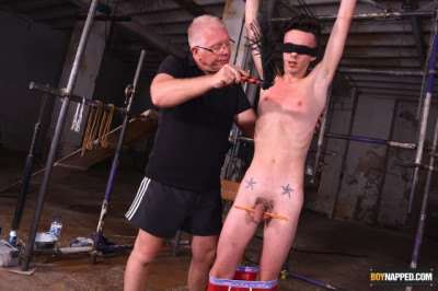 BNapped – New Boy Jesse Gets A Stern Lesson – Part 1