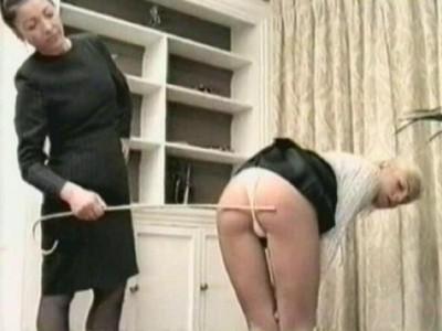 English Spanking Classics - Double Whammy