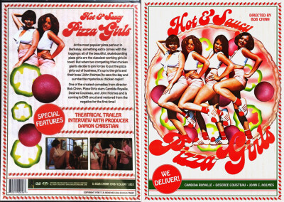 Description Hot and Saucy Pizza Girls (1978) - Candida Royalle, Desiree Cousteau