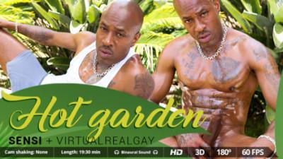 Description Virtual Real Gay - Hot Garden (Android/iPhone)