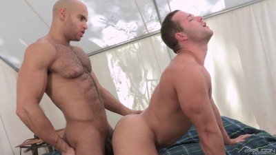 Sean Zevran and Luke Adams