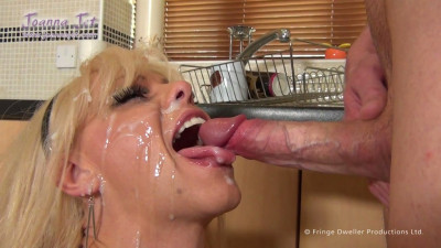 Joanna Jet - The Delivery Guy - tiny, time, male, video, bareback