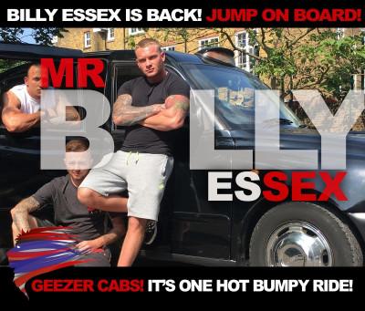 Triga - Geezer Cabs Mister Billy Essex