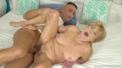 Lusty and Horny Grandmas part 5