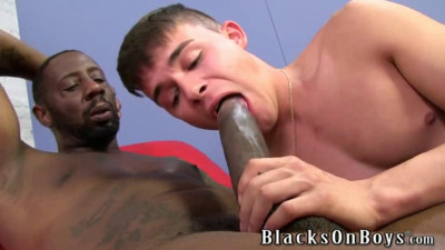 Blacks on Boys - Hole Hunter & Andy