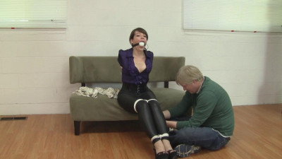 Elizabeth Andrews — New White Ballgag