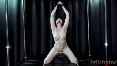 Kyra Rose Seems to Crave Even More Sybian Saddle Climaxes