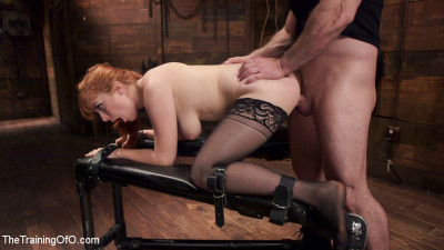 Anal Sex Slave Penny Pax: In Service - kink, gag, video.