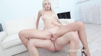 Polina Maxim First Time in Porn