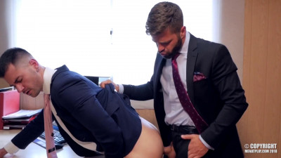 MenAtPlay — Hector De Silva and Lukas Daken 1080p