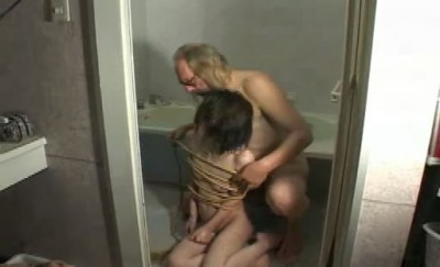 Humiliated Japanese Slave