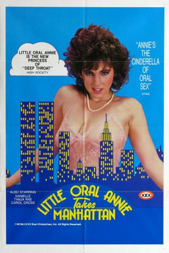 Description Little Oral Annie Takes Manhattan (1985)