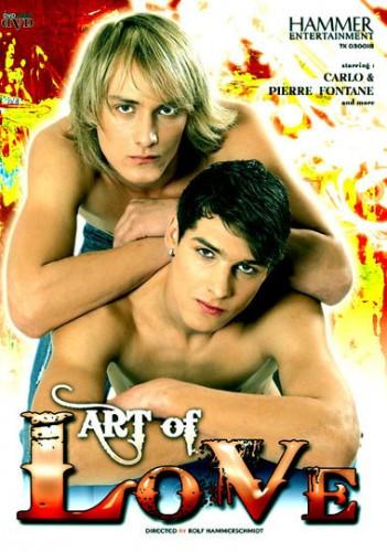 Description Bareback Art Of Love - Carlo Fontane, Luke Hobbs, Enzo Bloom