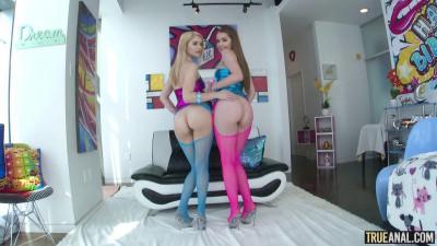 Anastasia Knight & Naomi Blue Make a Filthy Duo