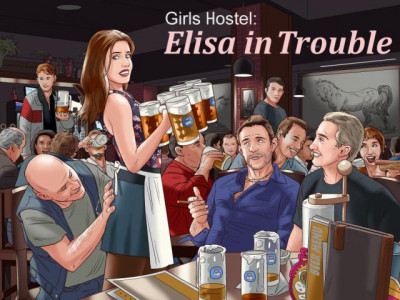 Description Girls Hostel: Elisa In Trouble Ver.0.4.0