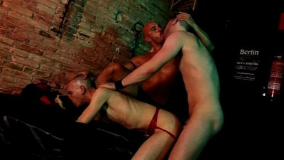 Double The Cock For A Slave