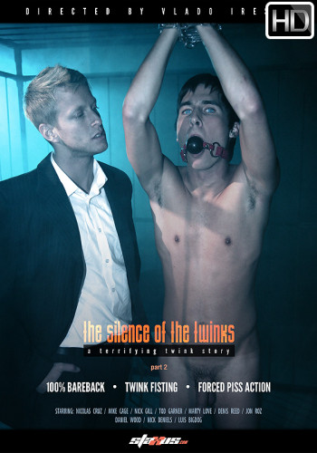 Description The Silence Of The Twinks Part 2 - Mike Cage, Nicolas Cruz, Denis Reed