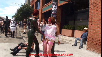 Happy Folsom Street Fair – Public Sissy Handjob Humiliation San Francisco