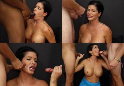 Shay Fox - Big Tit MILF Takes 7 Messy Facials