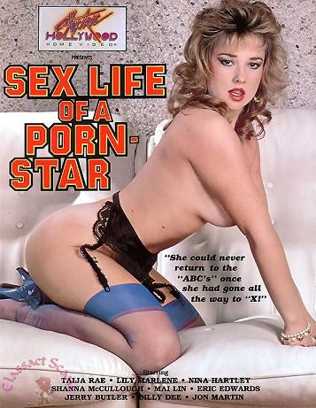 Description Sex Life Of A Porn Star(1986)- Taija Rae, Lili Marlene