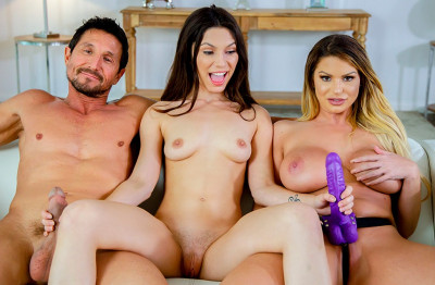 Brooklyn Chase, Gianna Gem – Learning To Fuck (2019)
