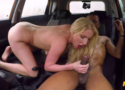 Georgie Lyall - Long Black Cock Pleases Examiner FullHD 1080p