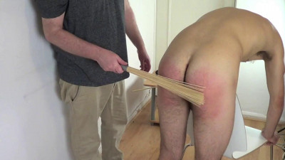 Straight Lads Spanked - Real Punishment - Dale - Money Waster