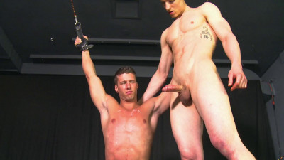 Description DreamBoyBondage - Well Trained Muscle Part 6
