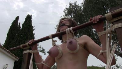 Suspension Orgasm Challenge