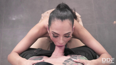 Katrina Moreno – Quick Titty Fuck And Suck