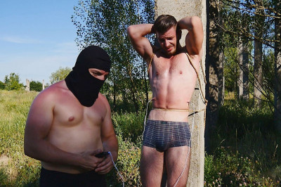 RCapturedBoys - Fresh Meat for the Master. Part 2