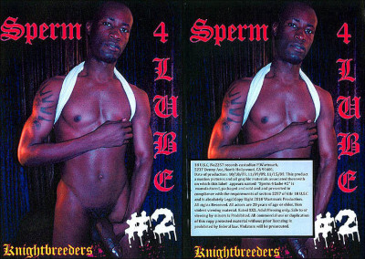 Sperm 4 Lube vol.2