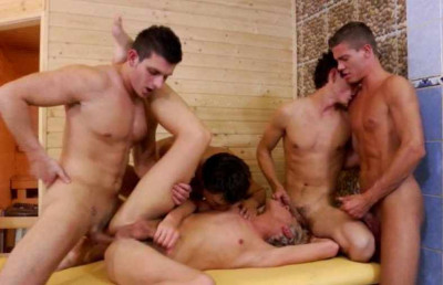 Raw Group Fuck For Hot Boys