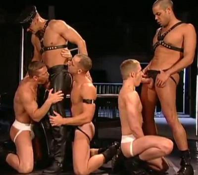 Extreme fetish orgies