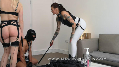 Miss Melisande Sin - Strap-On Training For Miss Sin's Slaves