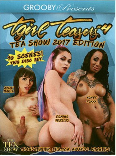 TGirl Teasers 4 TEA Show 2017 Edition (2017)