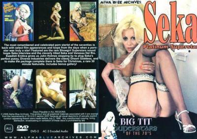 Porno Superstars of the 70's : Seka Platinum Superstar