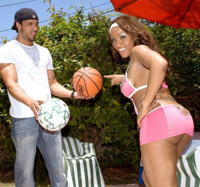 Ayana Angel - One-on-One Ballin FullHD 1080p