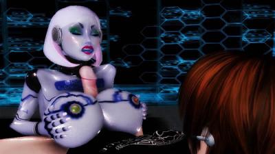 Description Virtual Robo Pussy