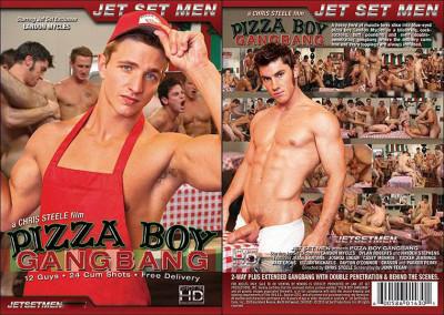 Pizza Boy Gangbang