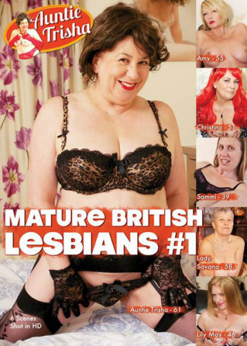 Mature British Lesbians (2018)
