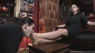 Foot Fetish Sanctuary Video Collection 7