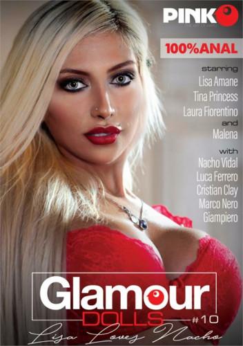 Description Glamour Dolls 10: Lisa Loves Nacho