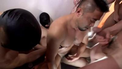 Crazy Chest Muscles — Keiji Scene 4