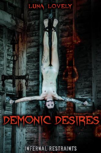 IR  Demonic Desires – Luna Lovely (2019)
