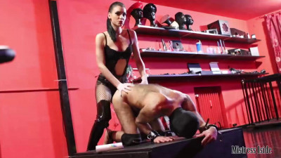Mistress Iside - Violent Sodomy